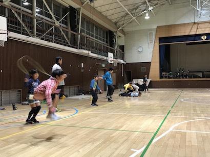 子どもの運動