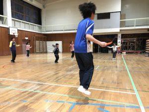 縄跳びチャンピオン!!